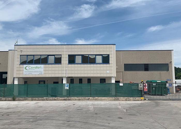 Cavallari Group sede Fabriano