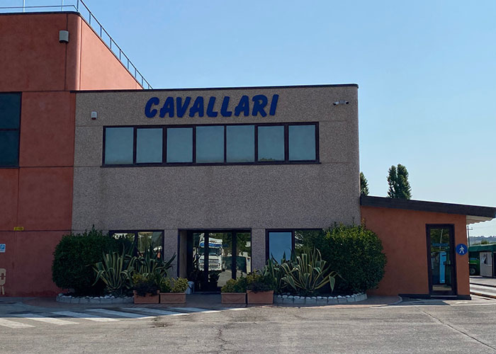 Cavallari Group sede di Ostra