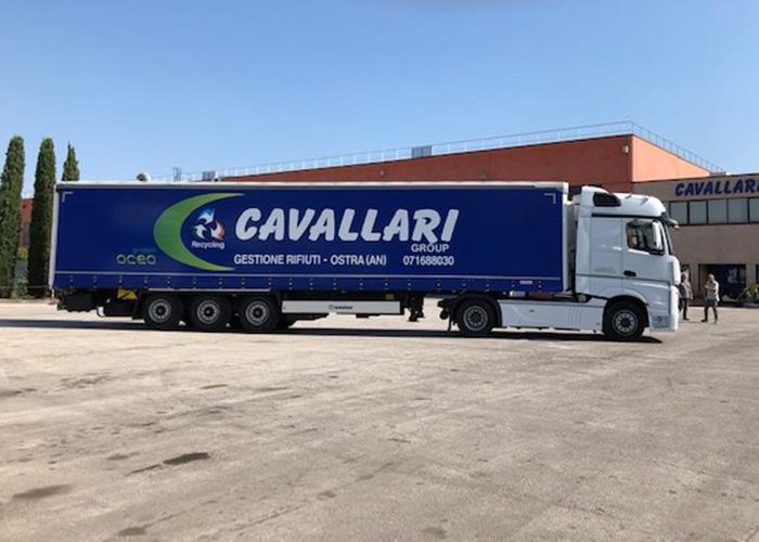 Cavallari Group Mezzi